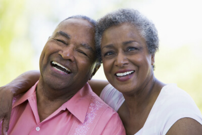 Older African American Couple