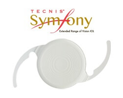 Tecnis Symphony IOL Logo